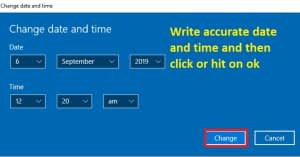 How to Change Date and Time In Windows 10 with Different Methods