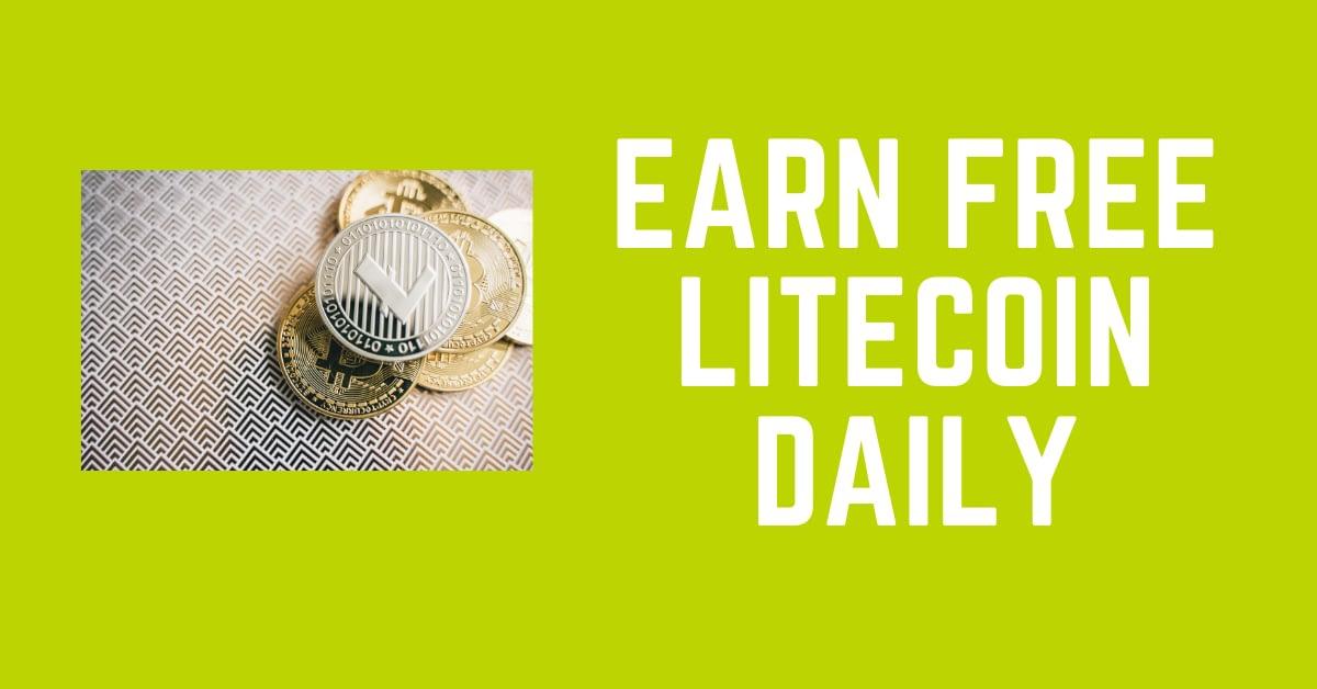 Top 5 Website to Earn Free Litecoin