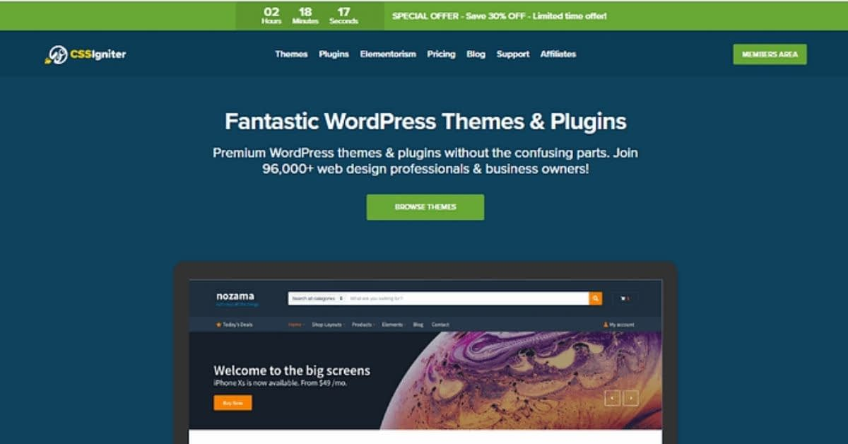 Best Place to Find WordPress Themes in 2019