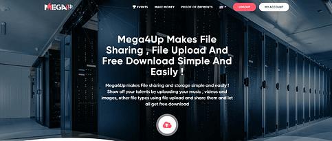 mega4up to earn money