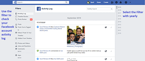 How to View Your Activity Log on Facebook