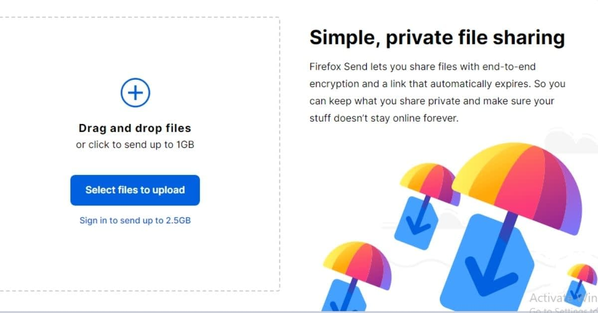 How to Send Large File Free Over the Internet Safely.