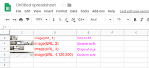 Google-spreadsheet